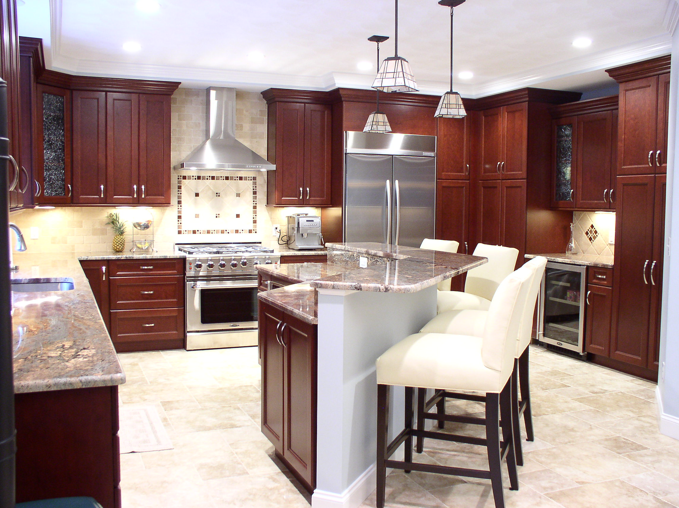 Gentil Sicliano Kitchen. Executive Cabinetry ...